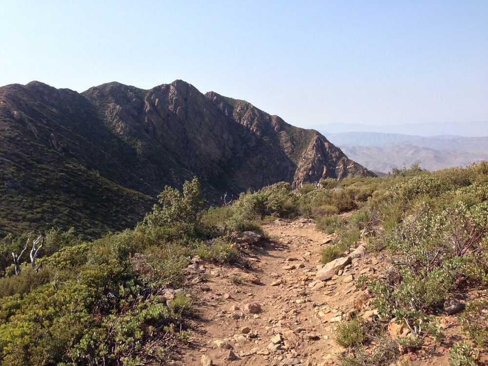 hiking san diego