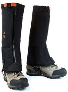 lightweight hiking gaiters